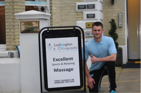 Sports Massage Therapy Eastbourne